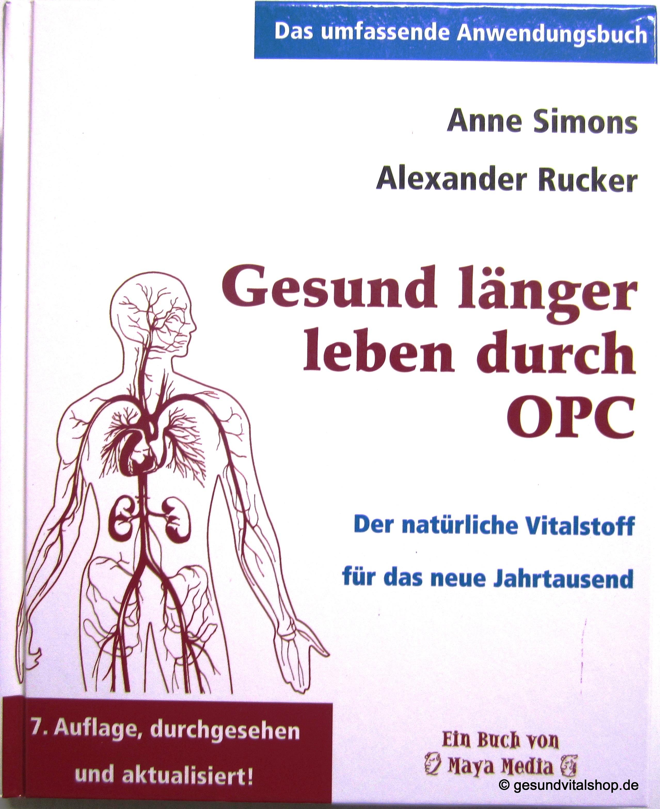 Gesundvitalshop - Gesund länger leben mit OPC